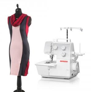 Cover- und Kettenstichmaschine für professionelle Ergebnisse