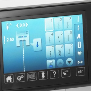 BERNINA 560 Touchscreen