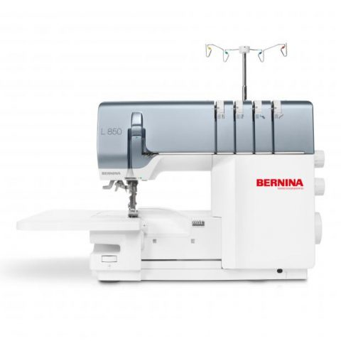 Bernina L 850 - quadratisch