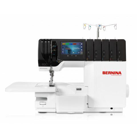Bernina L890 Coverlock Maschine quadratisch