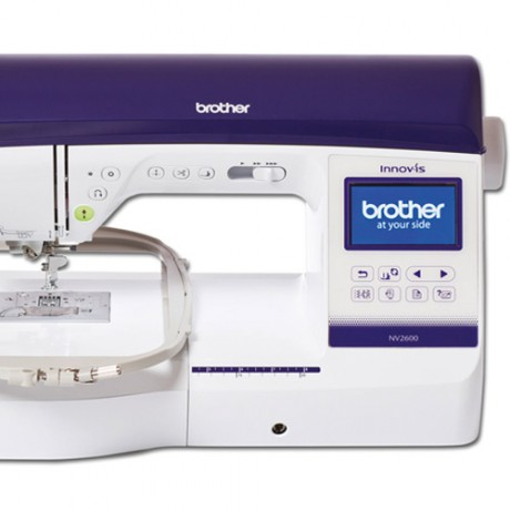 Brother NV2600 Funktionstaste